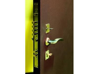 железные двери эконом москва